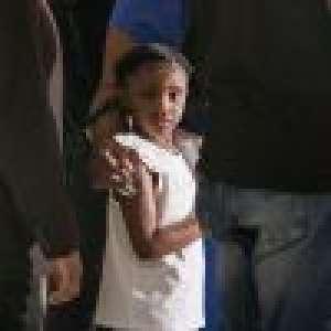 George Floyd - Sa fille Gianna (6 ans) parle :