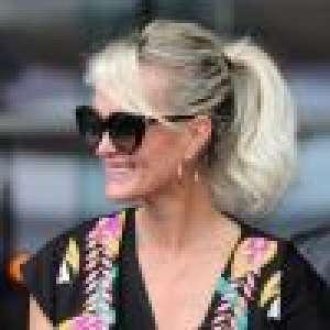 Laeticia Hallyday de retour à Paris avec Pascal Balland, plus blonde que jamais