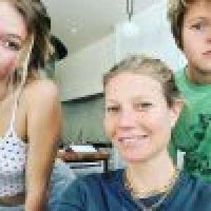 Gwyneth Paltrow : Nouveau selfie mère-fille, Apple est sa
