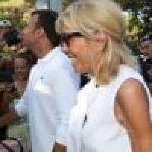 Brigitte et Emmanuel Macron : Dîner pizzas