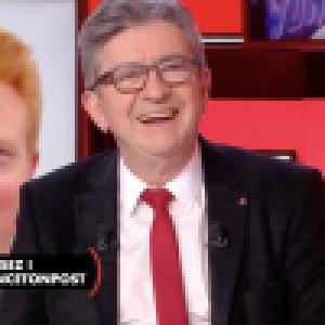 Jean-Luc Mélenchon en couple ? Il évoque en direct sa