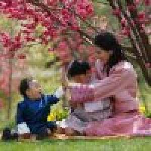 Jigme Khesar et Jetsun Pema du Bhoutan : magnifiques photos avec leurs fils, qui ont bien grandi !