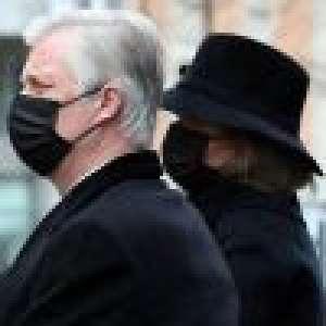 La reine Mathilde et le roi Philippe unis pour commémorer les attentats de Bruxelles