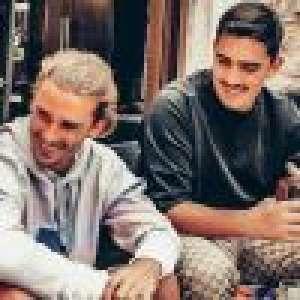 Antoine Griezmann : Son petit frère Théo, 24 ans, marié et bientôt papa
