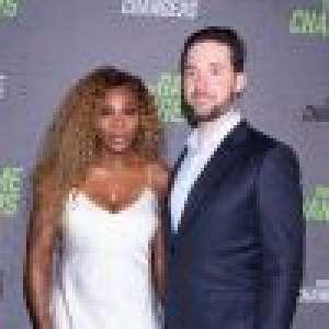 Serena Williams mariée à Alexis Ohanian :
