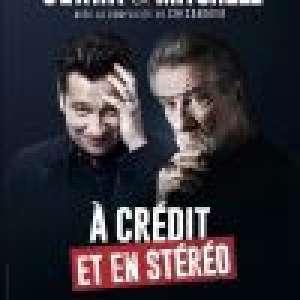 Laurent Gerra et Eddy Michell s'associent pour un spectacle inédit !