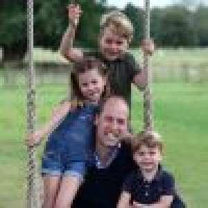 Le prince William raconte la fête d'anniversaire de Charlotte : à 6 ans, elle a déjà un sacré caractère !