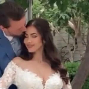 Gaelle Garcia Diaz a épousé Daan De Pever : sa robe sublime, photos des mariés...