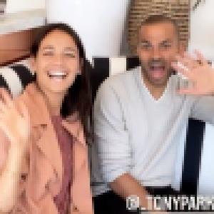 Tony Parker et Alizé Lim : Amoureux et gourmands avec M. Pokora