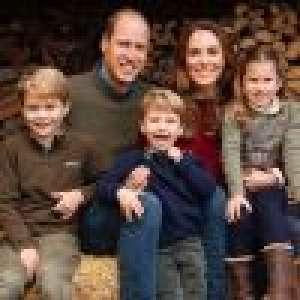 George, Charlotte et Louis de Cambridge en manque de leur arrière grand-père, le prince Philip