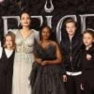 Angelina Jolie réconfortée : ses enfants lui font une belle surprise pour ses 46 ans