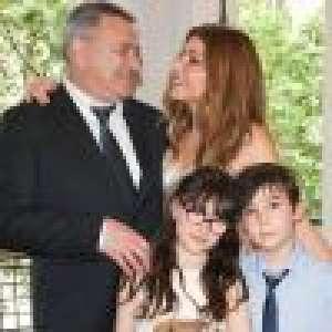 Jean-Marie Bigard et Lola Marois amoureux face à leurs jumeaux : ils célèbrent 10 ans de mariage