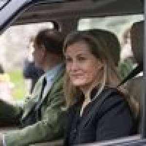 Sophie de Wessex les larmes aux yeux : confidences étouffées sur la mort du prince Philip