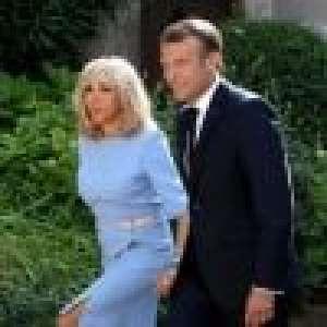 Emmanuel et Brigitte Macron enfin en vacances au Fort de Brégançon ? Pas tout à fait...