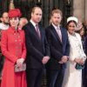 Meghan Markle en froid avec Kate et William ? Bref message d'anniversaire pour ses 40 ans...