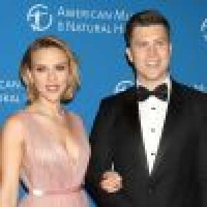 Scarlett Johansson enceinte : son mari Colin confirme sa 2e grossesse