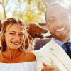 Mariage de James Middleton, l'album photo dévoilé : Alizée portait la robe de mariée de sa belle-mère