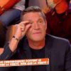 Benjamin Castaldi insulté à cause de son opération des yeux :