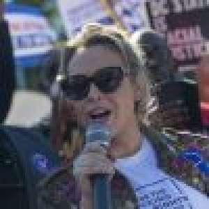 Alyssa Milano arrêtée devant la Maison Blanche : l'actrice refuse d'obtempérer...