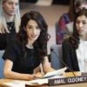 Amal Clooney : Sa nouvelle mission délicate qui mêle drogue et censure