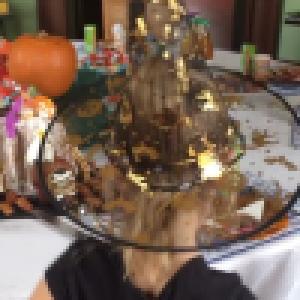 Carla Bruni-Sarkozy : Sa fille Giulia surexcitée pour Halloween