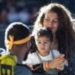 Jo-Wilfried Tsonga : Sa femme Noura et leur fils Sugar, ses plus beaux soutiens