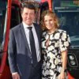 Laura Tenoudji et Christian Estrosi complices pour une belle inauguration à Nice