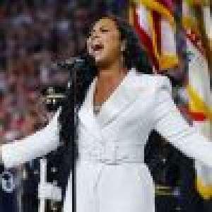 Demi Lovato en couple avec un rappeur après sa rupture ? Deux versions...