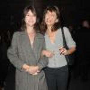 Charlotte Gainsbourg : Jolie photo souvenir de sa soeur Kate et Serge Gainsbourg