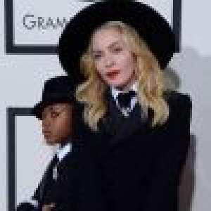 Madonna : Son fils David, 14 ans, se déchaîne contre le meurtre de George Floyd