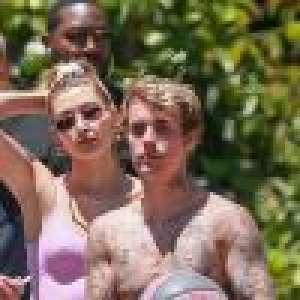Justin et Hailey Bieber déconfinés : escapade torride en pleine nature