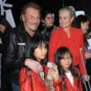 Johnny Hallyday : Messages d'amour de Jade et Joy pour ses 77 ans