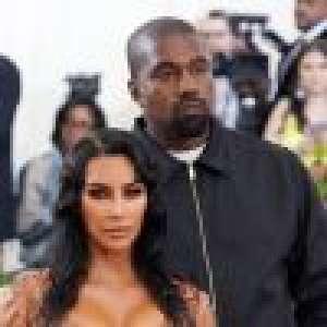 Kim Kardashian et Kanye West séparés depuis longtemps :