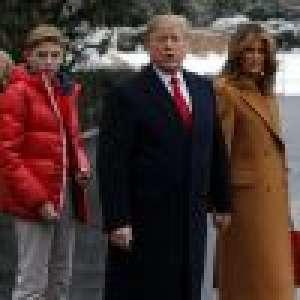 Barron Trump, 14 ans, testé positif au Covid-19 : Melania inquiète, Donald serein...