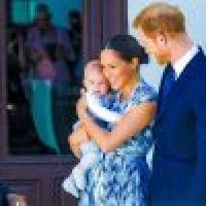Meghan Markle et le prince Harry : leur fils Archie a un accent... américain
