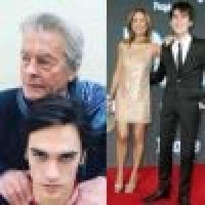 Alain-Fabien Delon enfin apaisé avec ses parents :