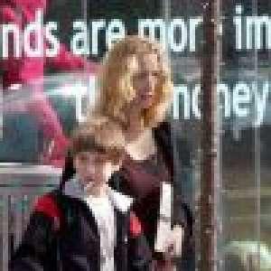 Lisa Kudrow publie une rare photo de son fils Julian, charmant jeune homme de 24 ans
