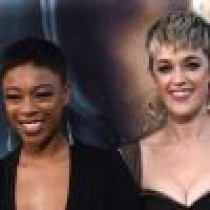 Samira Wiley (Orange is the new black) maman : elle présente sa fille George
