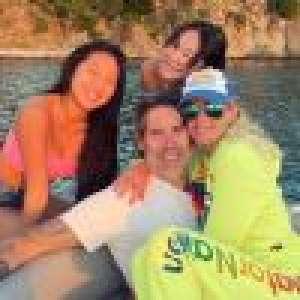 Laeticia Hallyday comblée : le petit-ami de Jade (16 ans) fait déjà partie de la famille