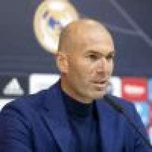 Zinédine Zidane quitte le Real Madrid : son fils Luca et Karim Benzema lui rendent hommage