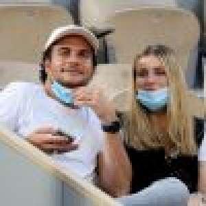 Amir : Sortie avec sa femme Lital à Roland-Garros et petite entorse au règlement