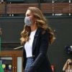 Kate Middleton enfin à Wimbledon ! Cascade de boucles et jupe rétro, elle surprend les spectateurs