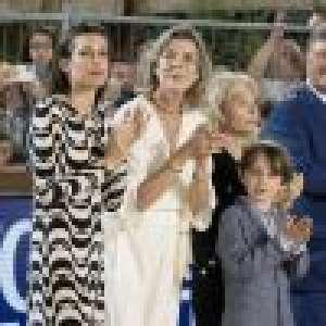 Charlotte Casiraghi et son fils Raphaël Elmaleh : sortie exceptionnelle avec mamie Caroline à Monaco