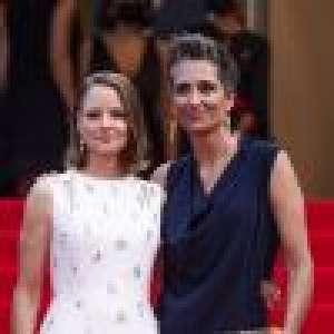 Jodie Foster et sa femme Alexandra Hedison radieuses sur le tapis rouge de Cannes