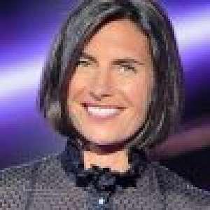 Alessandra Sublet : Chemisier transparent et soutien-gorge apparent, elle étonne les internautes !