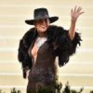 Met Gala 2021 : Jennifer Lopez en cow-girl au décolleté XL, Ben Affleck dans son ombre