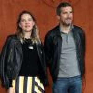 Marion Cotillard et Guillaume Canet, Jean Dujardin: couples VIP pour Nadal-Thiem