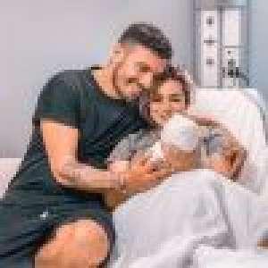 Carla Moreau et Kevin Guedj (Les Marseillais) : leur fille Ruby est née !