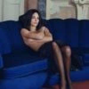 Kendall Jenner : Le mannequin pose topless, puis avec un homme nu