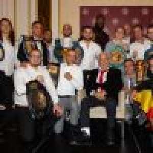 Jean-Paul Belmondo honoré en Belgique, après une nouvelle chute